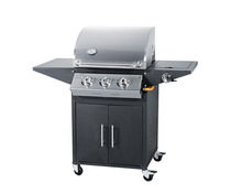 Stainless Steel Weber Gas Barbecue Grill with 3burner Gas grill 12000 BTU/HR=3.5KW B113S