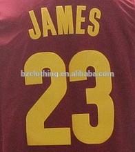 LeBron James Cleveland Basketball Jersey