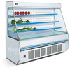Professional vegetable display cooler with great price