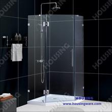 Whole shower room dubai top quality glass shower