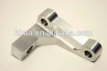 stainless steel keyhole train clutch bracket