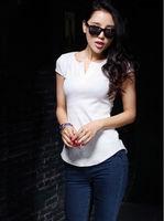 chinese sex girls picture t-shirt v neck dongguan textiles & textiles & apparel plain t-shirts woman white crop top