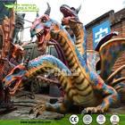 Silicon Rubber Dragon Animatronic
