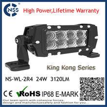 2R 4inch High power wholesale 120w led light bar,10w led light bar cree chip