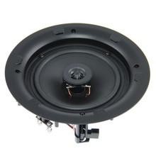 Baffle 6 inch invisible flat full range PA speaker
