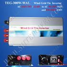 3 Phase 300W Inverter, Wind Grid Tie Power Inverter AC 48V Input
