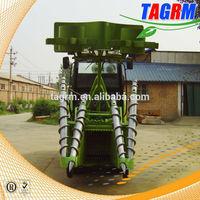 Whole stalk sugar cane combine harvester/sugar cane combine farming machine SH7500