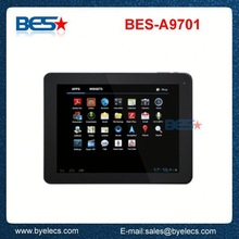 "Wholesale 1024*768 9.7"" boxchip android tablet cortex a10 A9701"