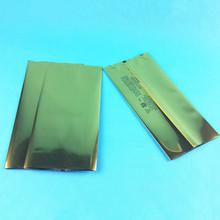 gold foil packaging bag for food