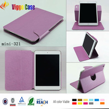 Lemon stripe style leather case for ipad mini 3 case paypal