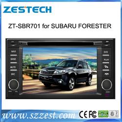 ZESTECH Central dashboard Placement car dvd For subaru impreza 2008 2009 2010 2011 head unit car gps navigation