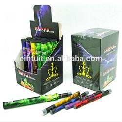 Disposable e cigarette wholesale e shisha stick 500 puffs shisha time huge vapor hookah pen wholesale