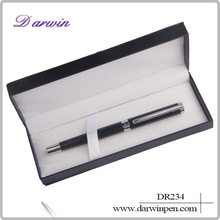 Boxed gift set innovative advertising product metal pen set