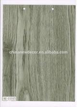 1.5mm 2mm 3mm vinyl/ pvc flooring with UV coated