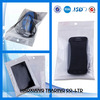 poly packing bag with zipper for phone case,madical case,mouse