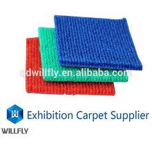 Special promotional pvc carpet protector mat