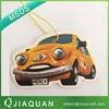 promotional customized design car air freshener,paper air freshener