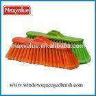household cleaning plastic soft fiber brush