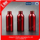 Mini aluminium bottle for packing pill for outdoor