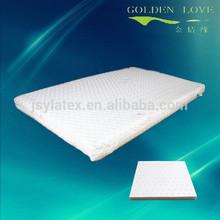 2014 baby mattress, natural latex Thailand mattress sheet