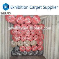 New style new arrival car carpet in roll velour carpet