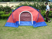 eco friendly and Anti-UV alibaba supplier camping tent family