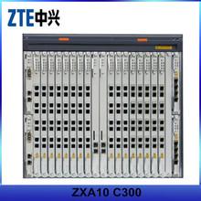 ZTE ZXA10 C300 Series 8/16 ports card fiber optic terminal equipment