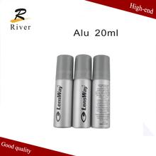 China wholesale aluminium spray bottle