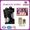 Hot-sellers jeweled strips with beauty stone designs