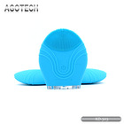 Hot Sale deep pore cleansing sonic facial brush Protable electric Kingdom face cleanser