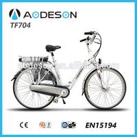 Hot slales assist e road electric bike v brakes TF704 best electric bike europe/china latest electric bike