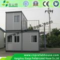esportati economico modulareintegrato contenitore di case prefabbricate