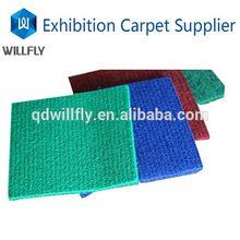 Popular classical plain commercial carpet