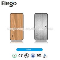 2014 hot selling ecig EMILI vaporizer kit EMILI e cig pen with factory price
