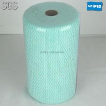 Hangzhou super strong disposable spunlace non-woven bamboo paper towels