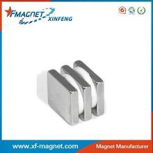 N50 Neodymium Block Magnet Black nickel coating