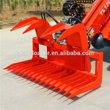 maquinaria agrícola de china tiradoras estiércol