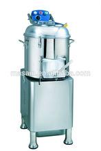 multi-functional potato peeling machine and potato washing machine