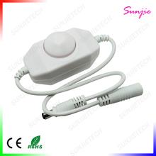 Inline dc connector 12v led dimmer switch lights