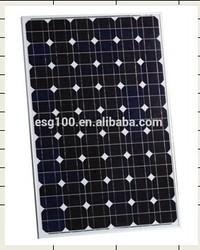 Monocrystalline solar cells 280W