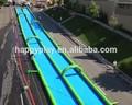 гигантский надувной скольжению n слайдов, надувные города слайд, гигантский надувной водной горкой города