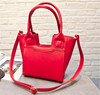 canvas mini lady handbag 2013 fashion designer perforated travel tote hot selling fashion lady handbag silicon bags