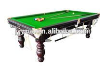 low price International standard table Snooker table for gates automotive v belts
