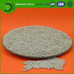 Professional ISO manufacturer industrial desiccant 13x molecular siev industri chemic