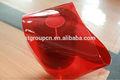 transparente elevado polar clara de pvc flexível de plástico da cortina