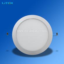 18w round led panel ,225mm diameter led panel ,200mm cut out led panel light