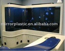 acrylic aquarium for marine museum
