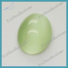 Wholesale Charming Loose Gemstone Oval Cut Cat Eye Stone