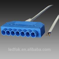 Low Voltage 50V Transformer Distribution Boxes blue led refrigerator lights