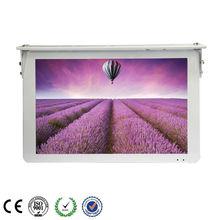 21.5'' Digital Signage Advertisement Display TV On Bus